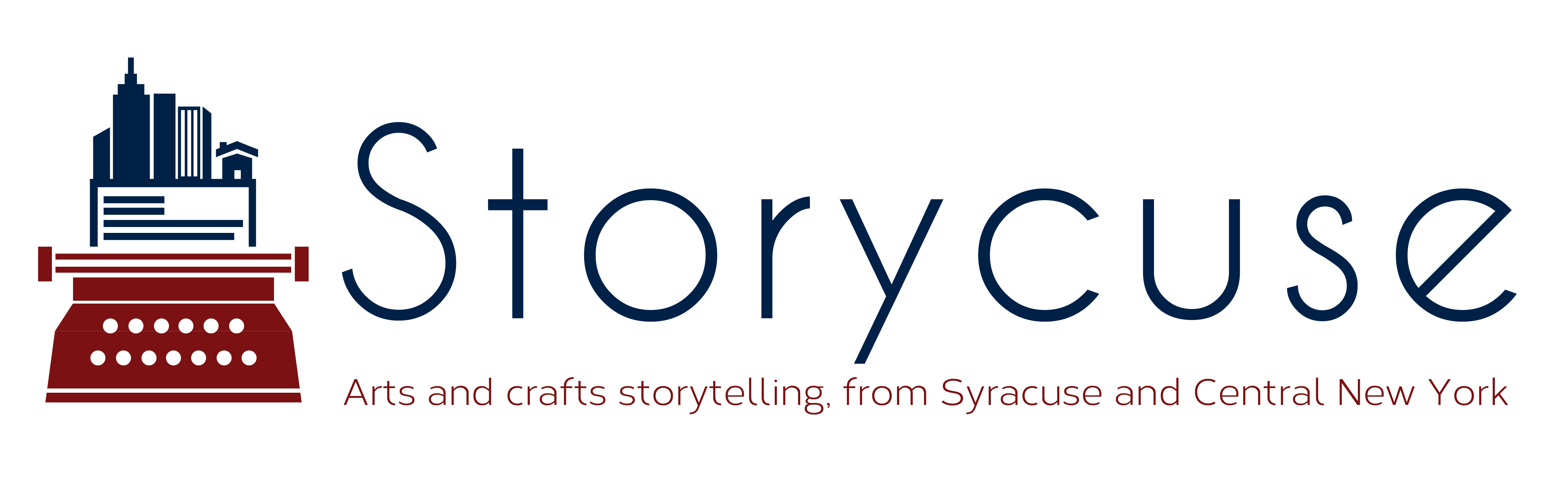 Arts and crafts storytelling, from Syracuse and Central New York