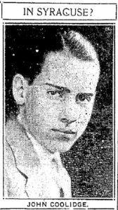Syracuse Herald, 1925